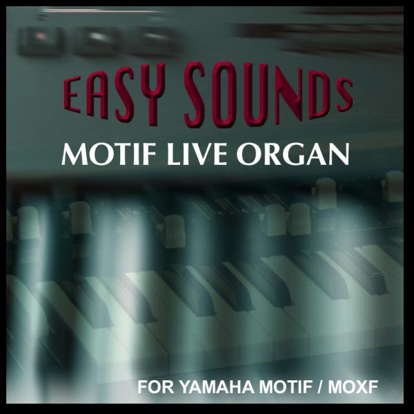 MOTIF XF / XS / MOXF 'Live Organ' (Download)
