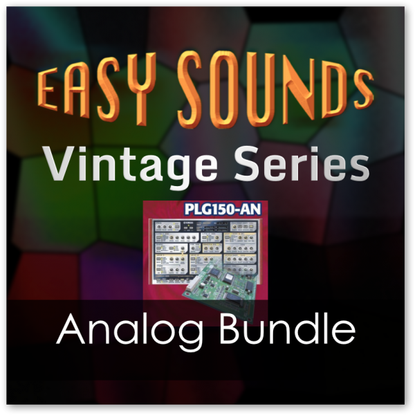 Yamaha Vintage 'PLG150-AN Analog Bundle' (Download)